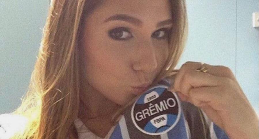 Carolina Portaluppi - Gremio