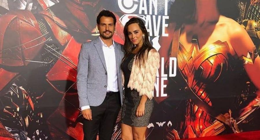 Roberto Urbina y María Elisa