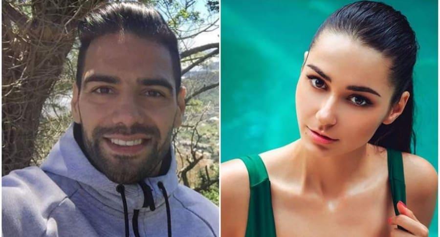 Radamel Falcao / Helga Lovekaty.