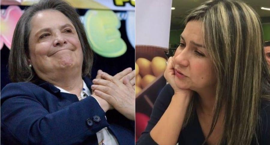 Entrevista Clara López en W Radio