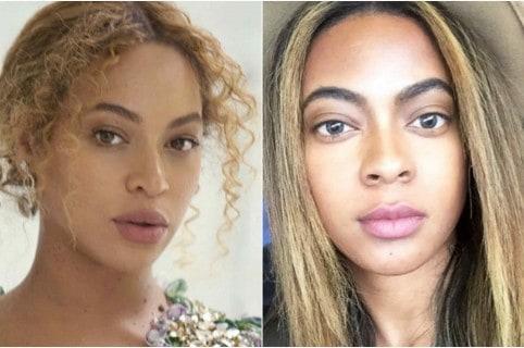 Doble de Beyoncé
