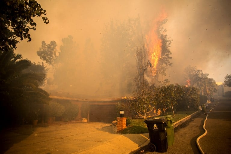 US-CALIFORNIA-WILDFIRES