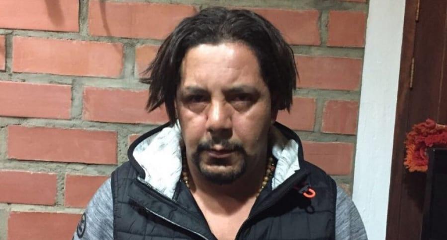Juan Carlos Mesa Vallejo, alias 'Tom'. Pulzo