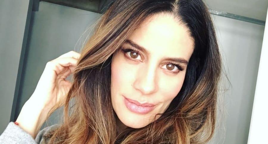 Manuela González, actriz.
