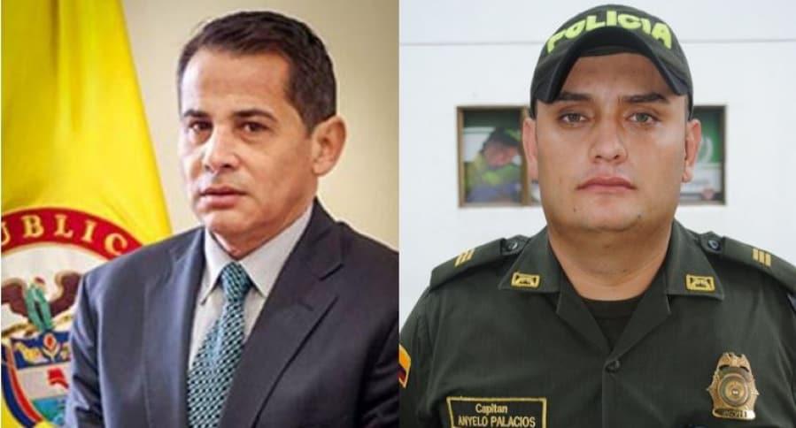 Carlos Ferro y Ányelo Palacios