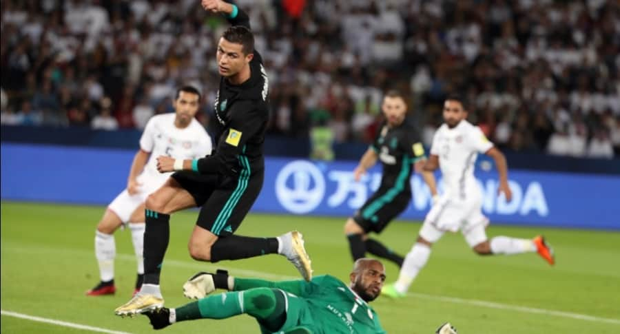 Real Madrid 2-1 Al Jazira