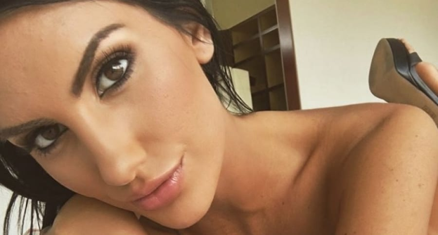 Suicidio actriz porno August Ames