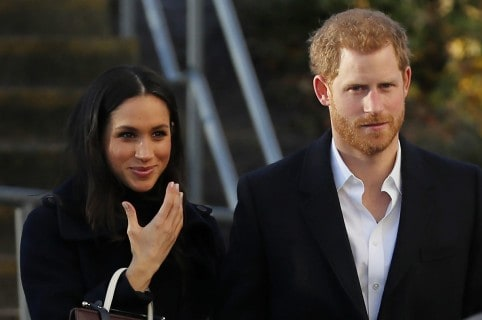 Meghan Markle / Príncipe Harry
