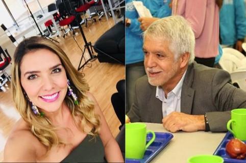 Mónica y Peñalosa