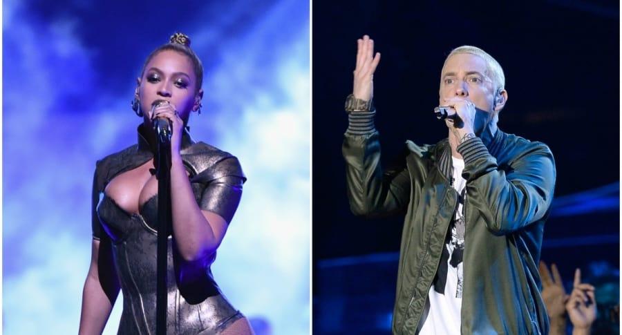 Beyoncé / Eminem