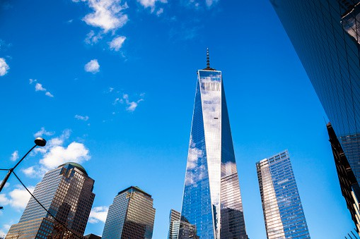 Edificio One World Trade Center