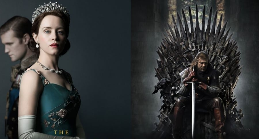 Post The Crown y Game of Thrones