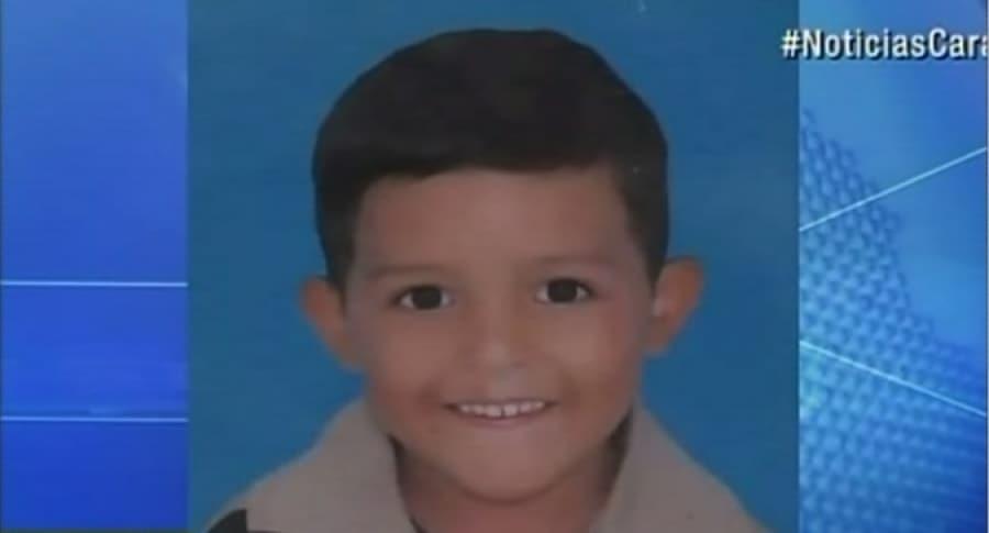 Niño desaparecido en Florencia, Caquetá. Pulzo.