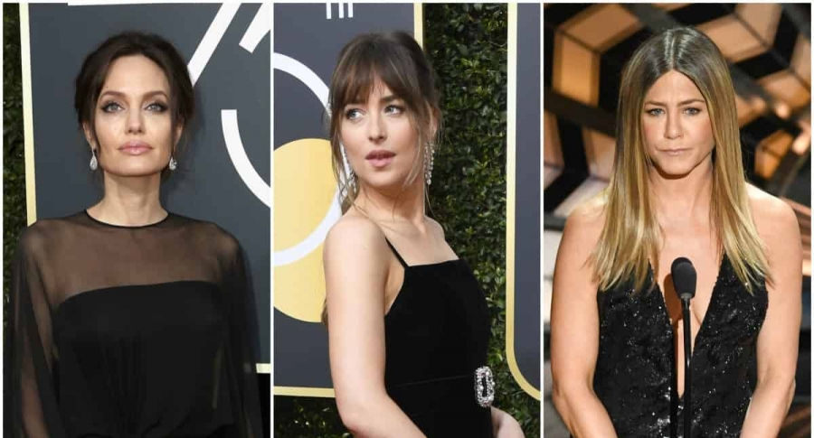 Angelina Jolie / Dakota Johnson / Jennifer Aniston