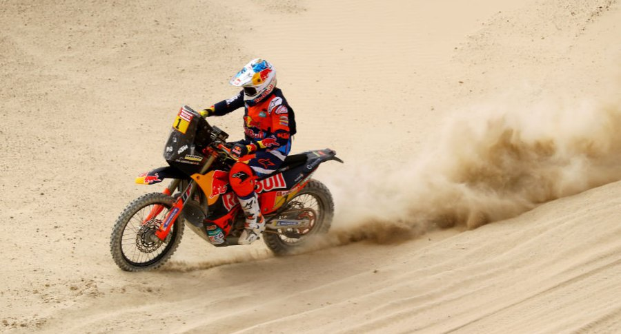 2018 Dakar Rally - Day Two
