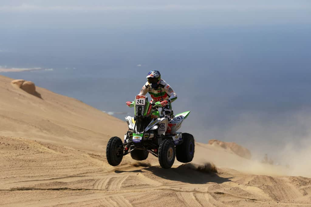 2018 Dakar Rally - Day Three