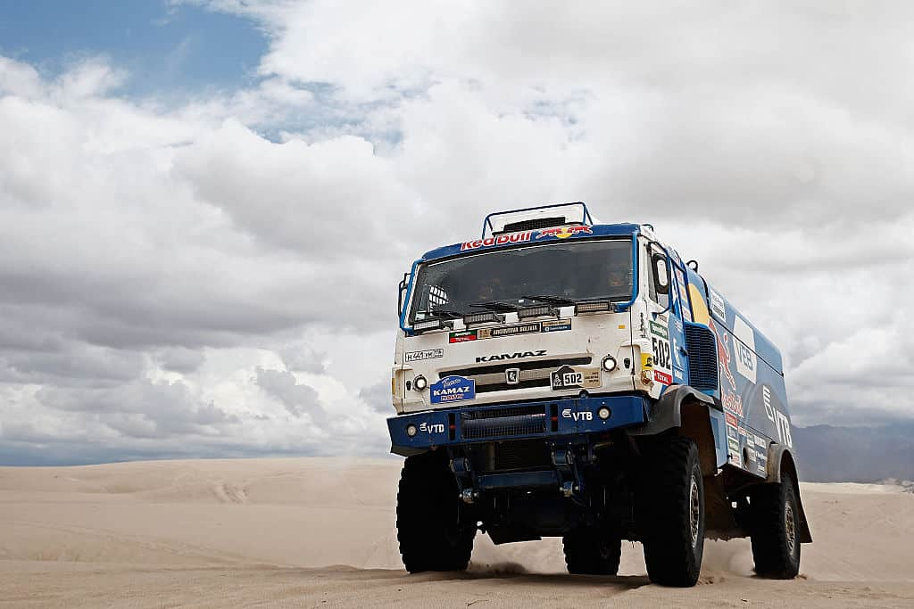 2016 Dakar Rally - Day Eleven