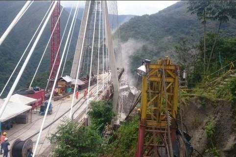 Caída de puente Chirajara