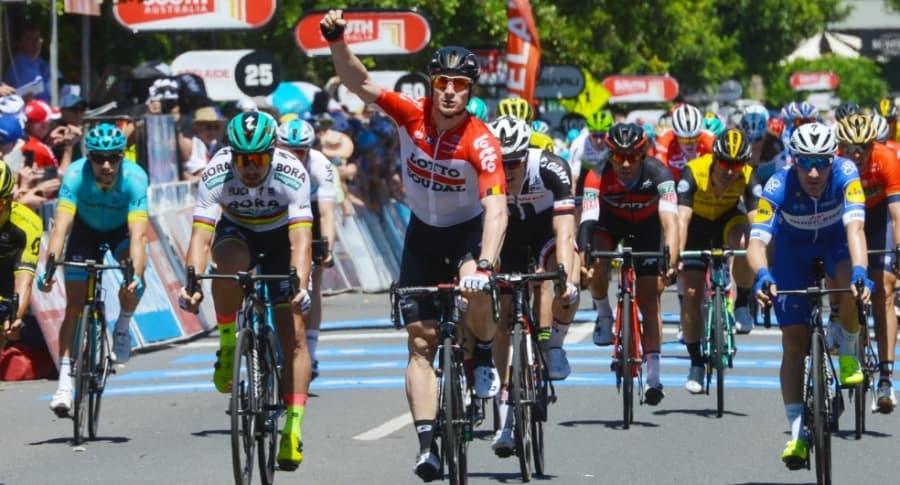 Etapa 1, Tour Down Under
