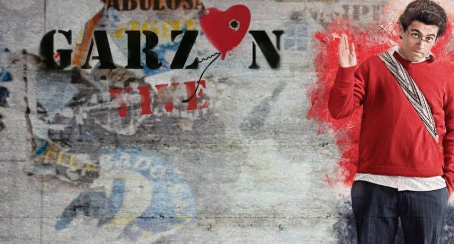 Poster 'Garzón vive' de RCN