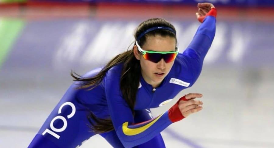 Resultado de imagen para Laura Gómez patinadora