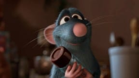 Rata de 'Ratatouille'.