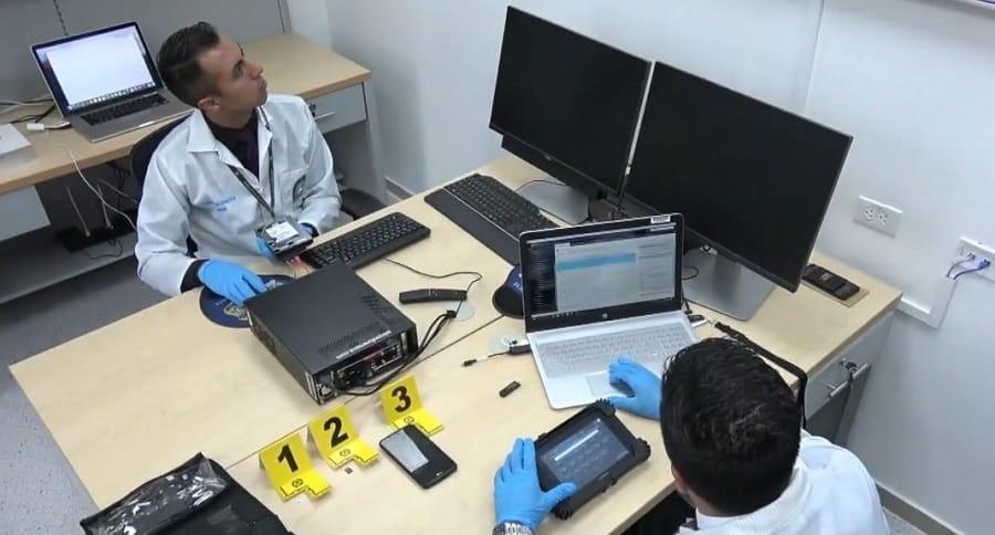 Laboratorio Forense de Cibercrimen Infantil Yuliana Samboní