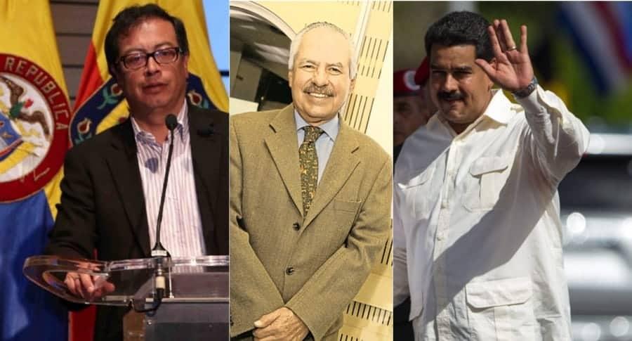 Petro y Maduro