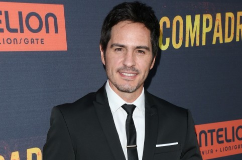 Mauricio Ochmann, actor.