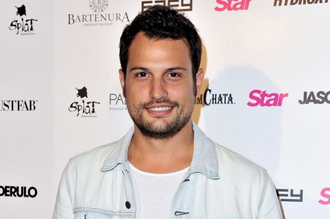 Roberto Urbina, actor.