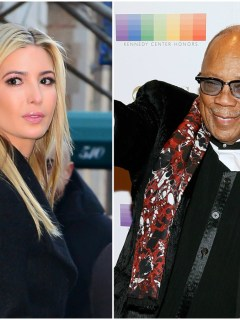 Ivanka Trump / Quincy Jones