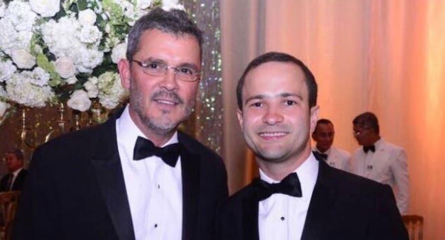 Guillermo Vives y José Maya
