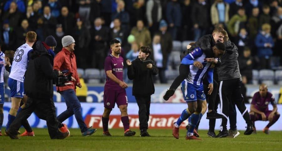 Wigan vs. Manchester City