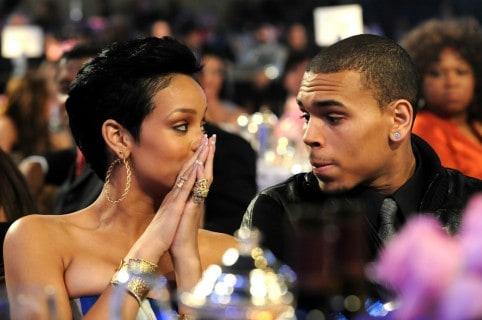 Rihanna y Chris Brown