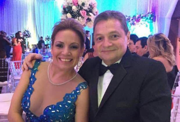 Rubén Marino y Clara Acosta