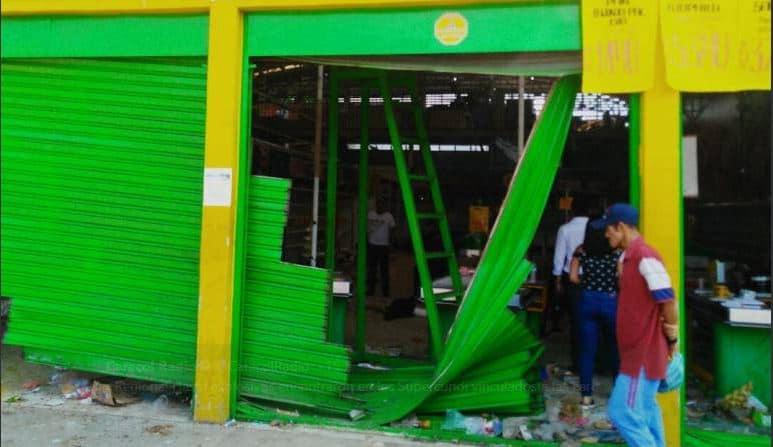 Supermercundi, cadena de supermercados saqueados y relacionados con las Farc