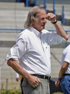 César Luis Menotti - FBL-MEX-PUMAS-TECOS