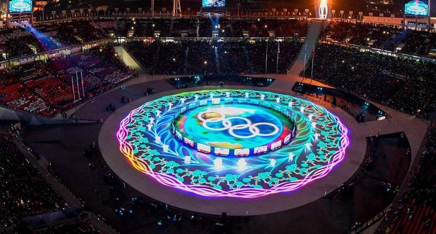 Clausura Juegos Olímpicos