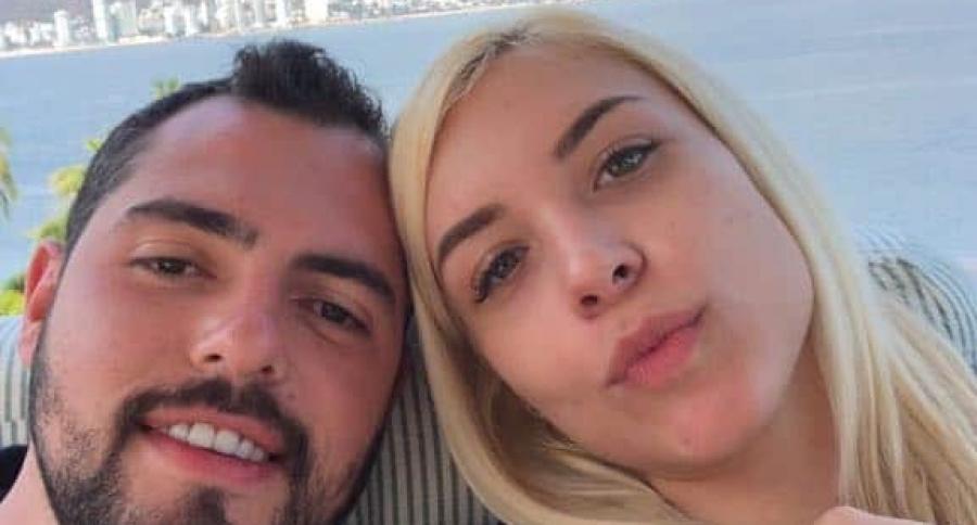 Borbolla y Dayana Sánchez