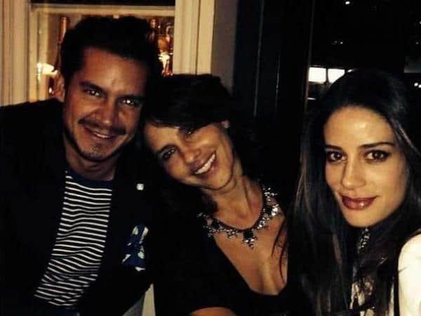 Juan Pablo Muñoz, Paola Turbay y Manuela González