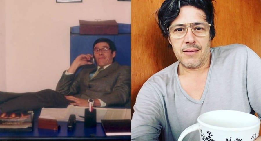 Mario Duarte, actor que interpretó a Nicolás Mora en 'Yo soy Betty, la fea'.