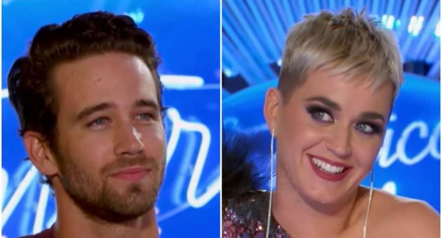 Trevor / Katy Perry