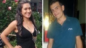 Leidy Maribel Arias Valencia y Carlos Alberto Silva Niño, víctimas fatales