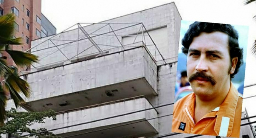 Edificio Mónaco / Pablo Escobar.