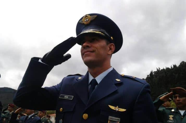 Piloto de la Fuerza Aérea
