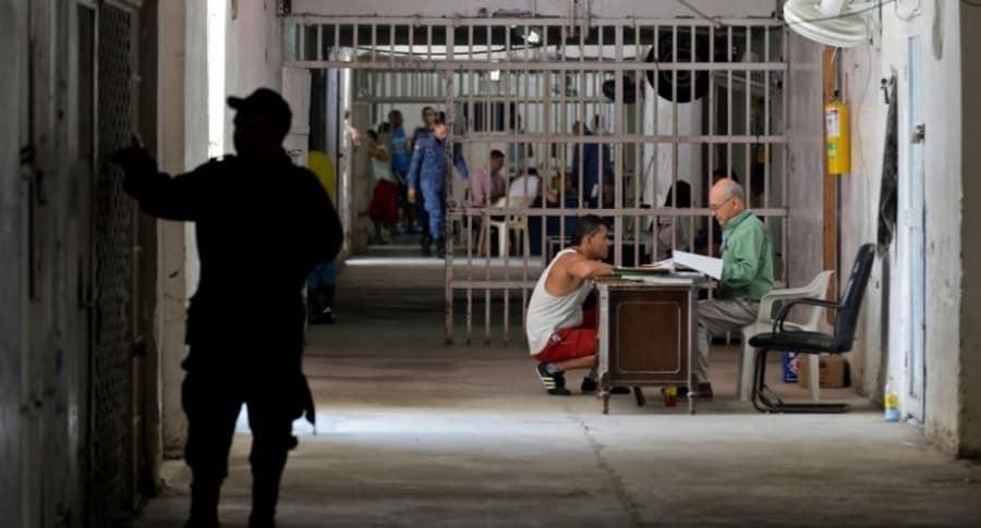Muerte de recluso