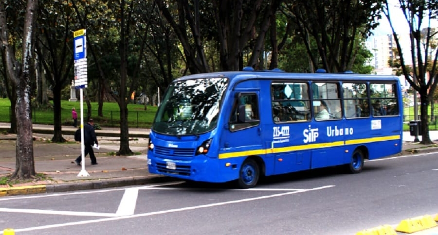 Bus SITP