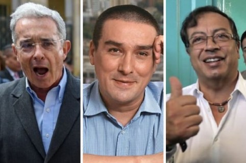 Uribe, Matador y Petro