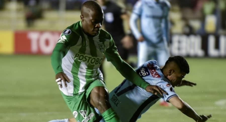 Bolívar 1-0 Atl. Nacional
