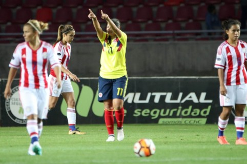 Colombia 5-1 Paraguay